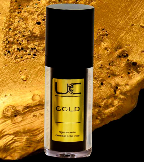 Gold Cream 30 ml