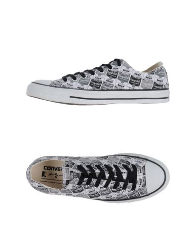 CONVERSE ALL STAR ANDY WARHOL Sneakers & Tennis shoes basse uomo