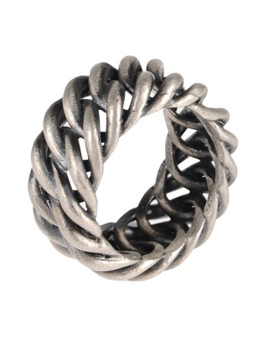 FIRST PEOPLE FIRST CHAIN RING Anello uomo