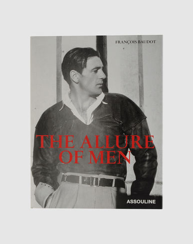 ASSOULINE Allure Of Men Moda unisex