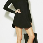 Sporty Chic style black