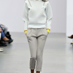 Sporty Chic style catwalk