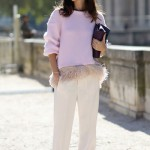 Sporty chic Street style