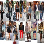 collage Sporty Chic