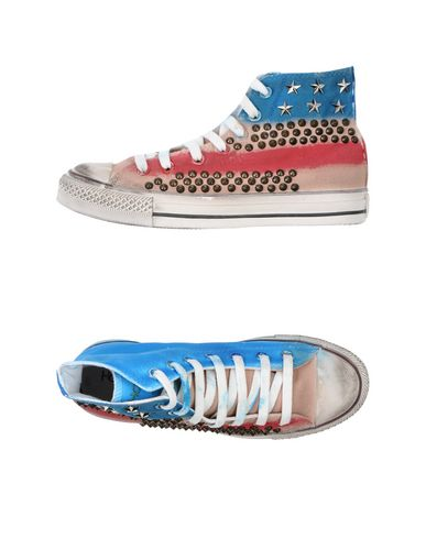 HAPPINESS Sneakers & Tennis shoes alte donna