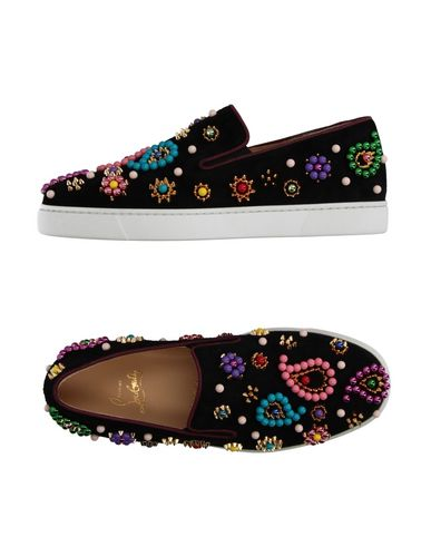 CHRISTIAN LOUBOUTIN Sneakers & Tennis shoes basse