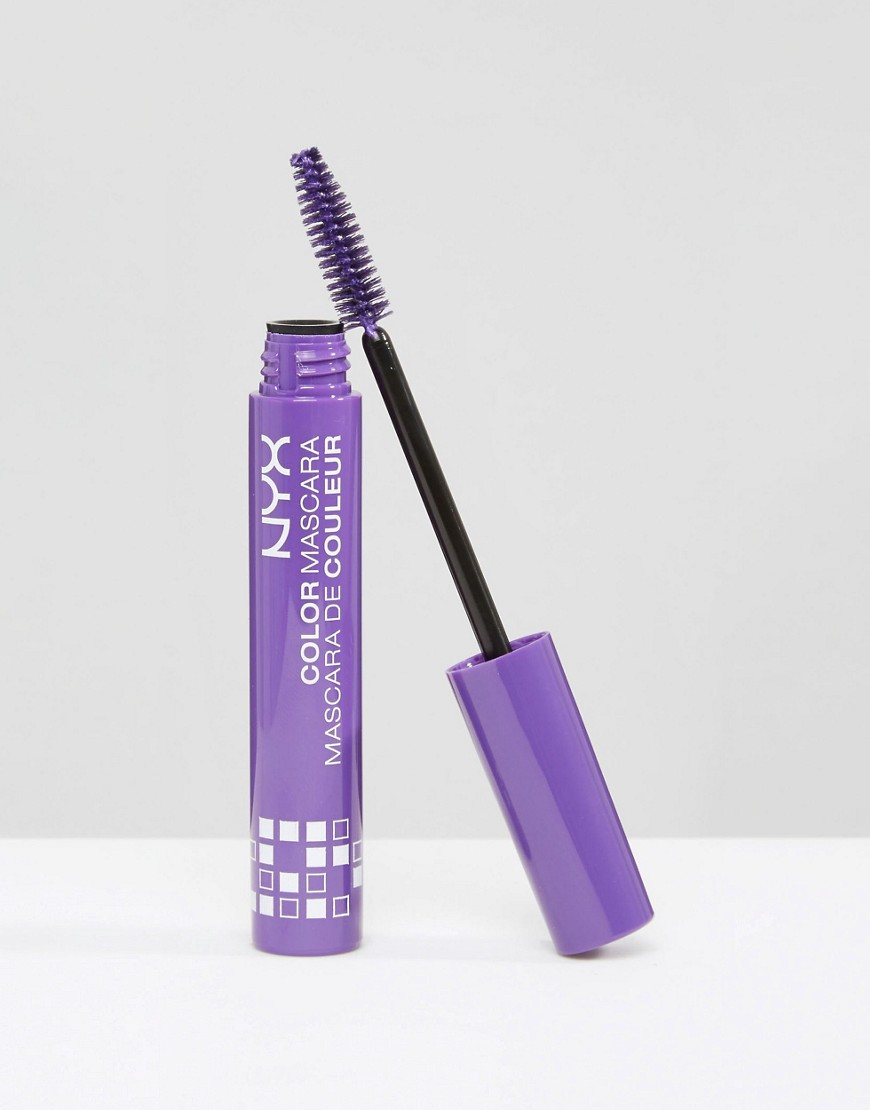 NYX Professional Makeup - Mascara colorato - Blu