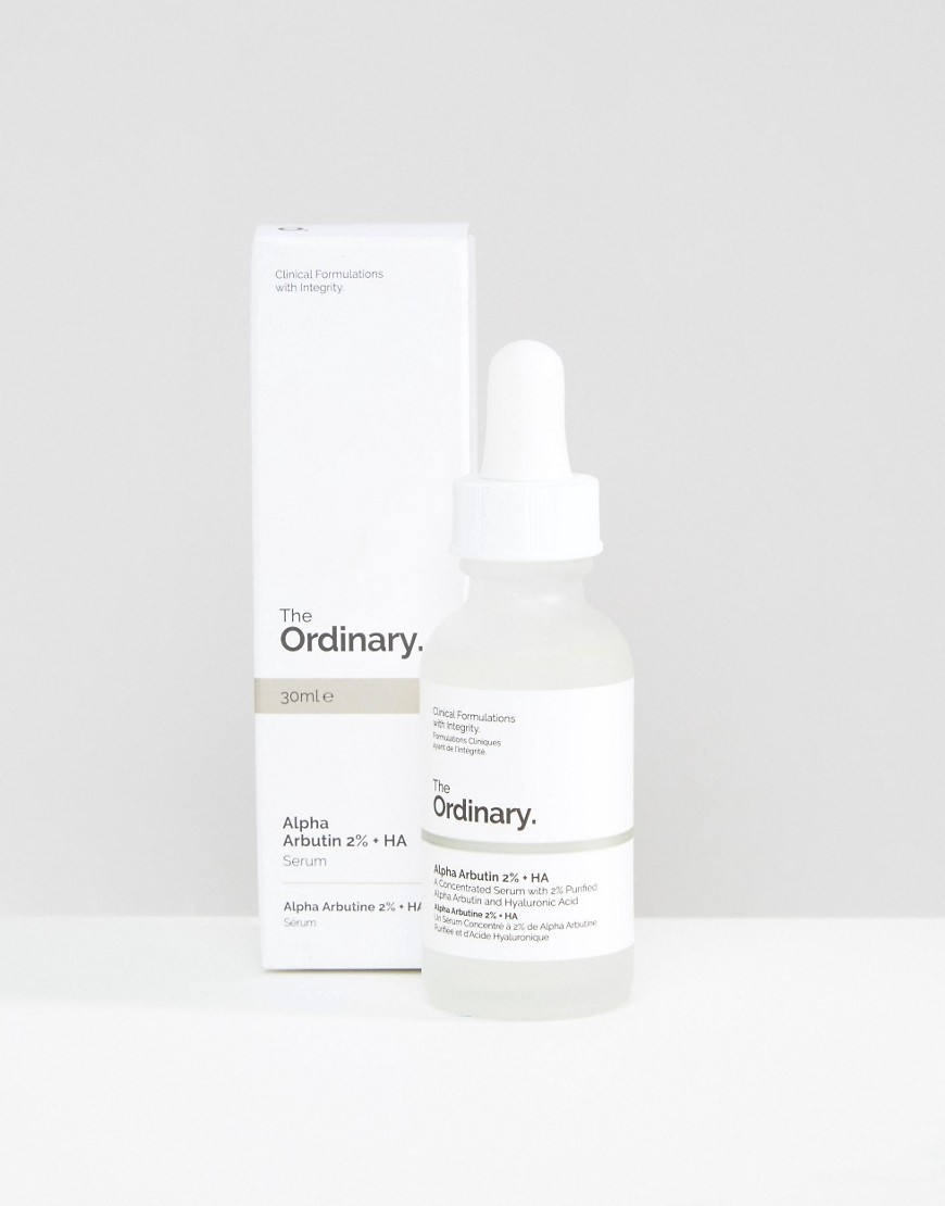 The Ordinary - Alfa arbutina 2% + HA 30 ml - Nessun colore