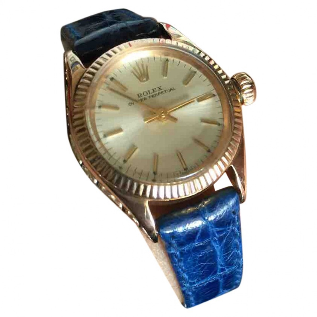 Orologio Oyster Perpetual Lady in Oro giallo