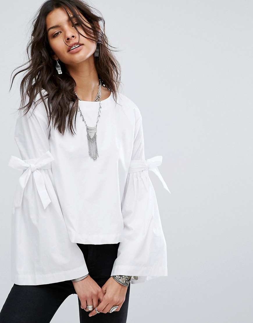 Free People - So Obviously Yours - Top - Bianco
