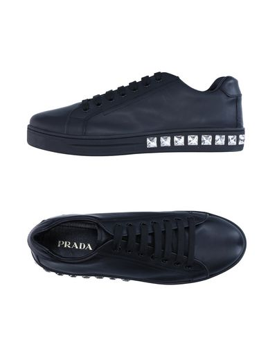 PRADA Sneakers & Tennis shoes basse donna