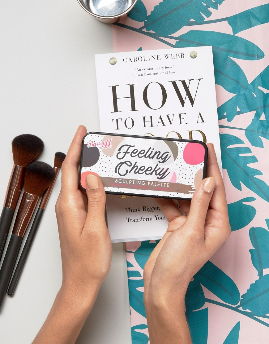 Barry M - Feeling Cheeky - Sculpting Palette - Multicolore