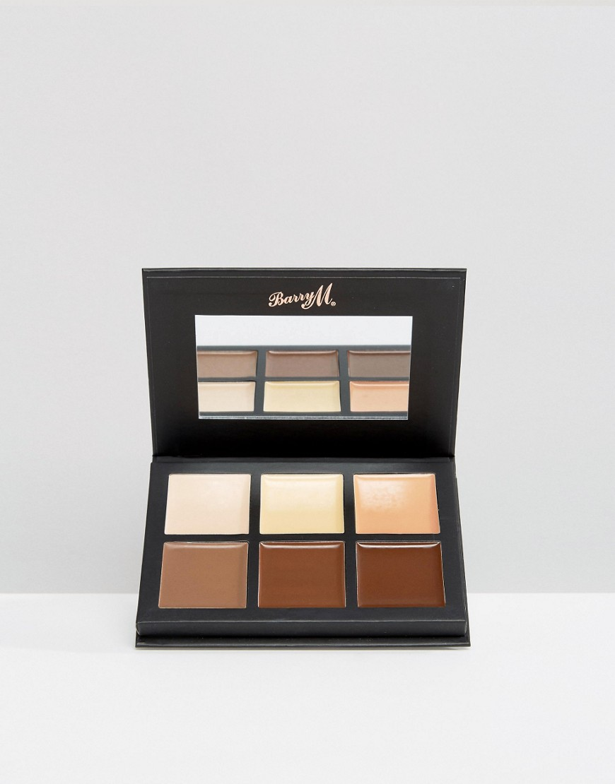 Barry M - Kit creme contouring - Multicolore