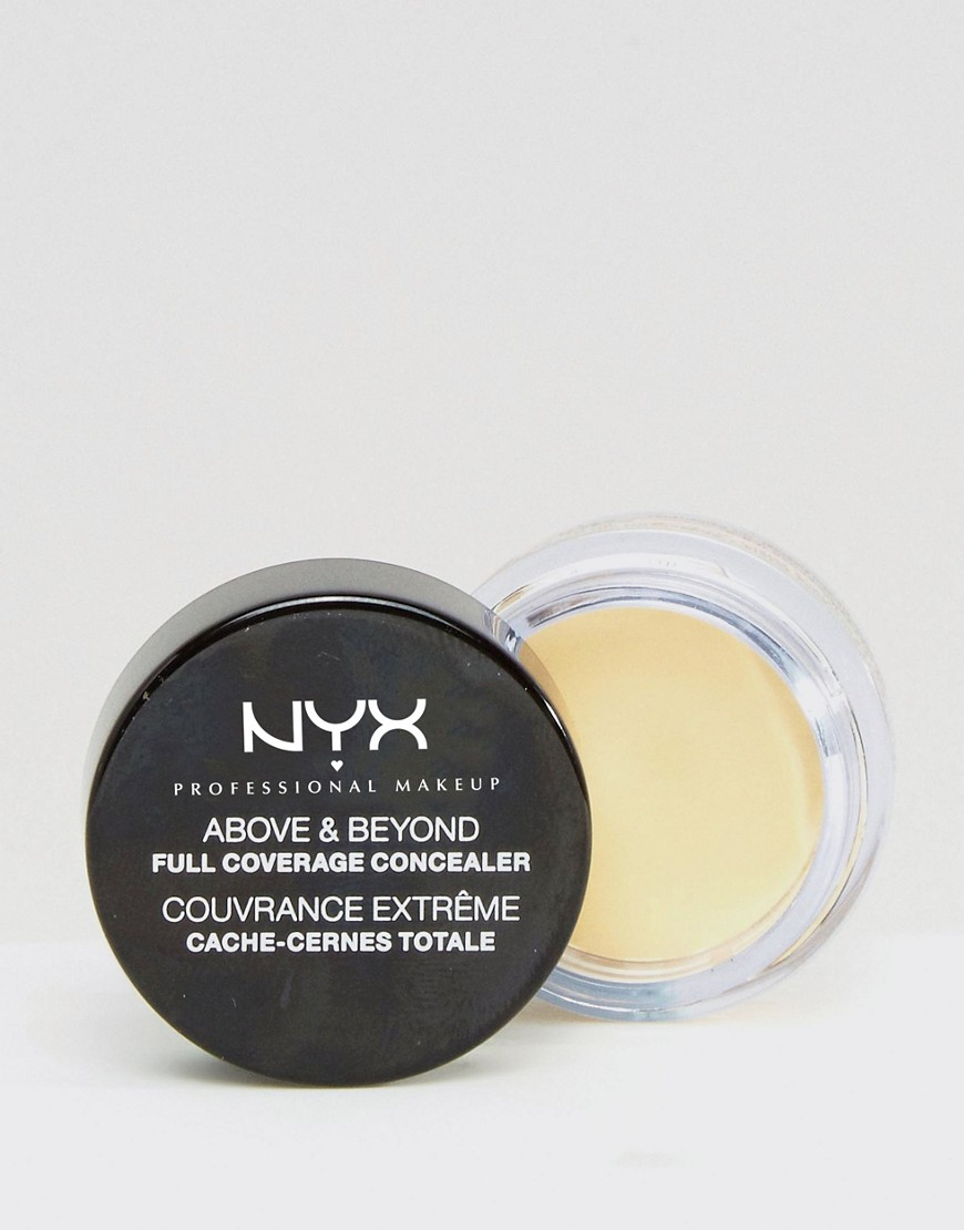 NYX Professional Make-Up - Correttore in barattolo - Crema