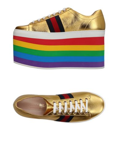 GUCCI Sneakers & Tennis shoes basse