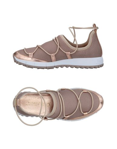 JIMMY CHOO Sneakers & Tennis shoes basse donna