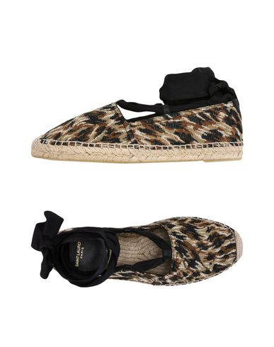SAINT LAURENT Espadrillas donna