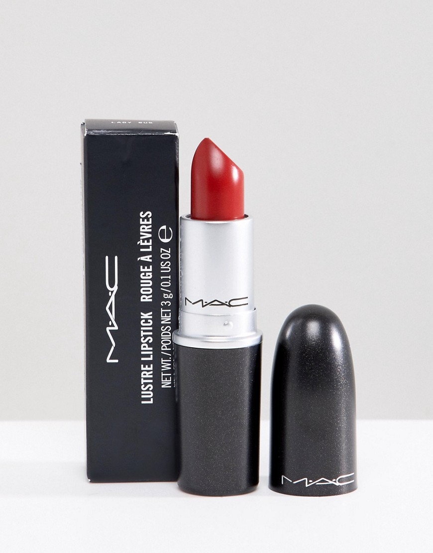 MAC - Lustre - Rossetto - Lady Bug - Rosso