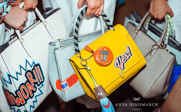 Anya Hindmarch bags collection