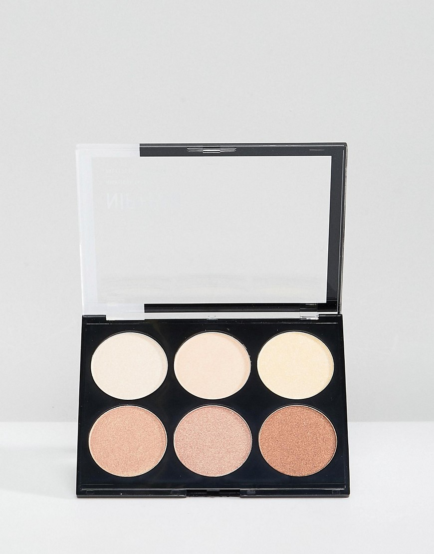 NIP+FAB - Make Up - Palette illuminante - Multicolore