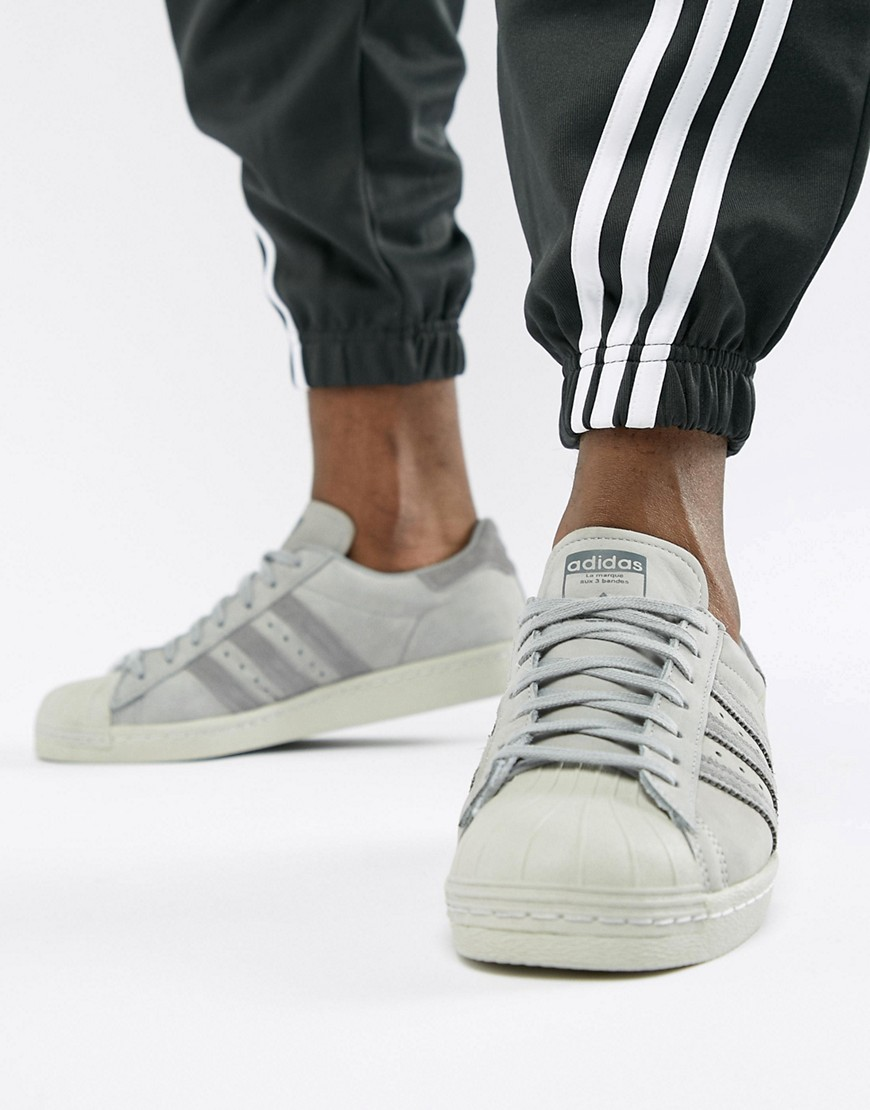 adidas Originals - Superstar - Sneakers unisex anni '80 - Grigio