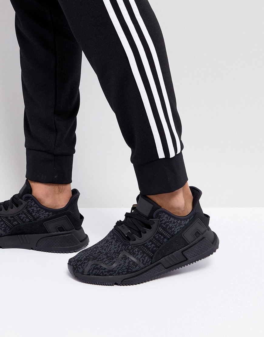 adidas Originals - EQT Cushion ADV BY9507 - Scarpe da ginnastica nere - Nero